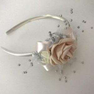 Artificial Wedding Flowers Wedding Hair Side Hair Band / Bridesmaid Hair
