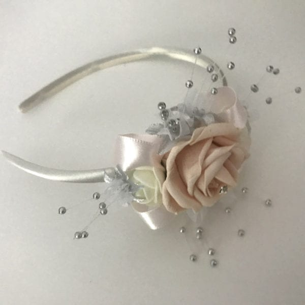 Artificial Wedding Flowers Wedding Hair Side Hair Band / Bridesmaid Hair