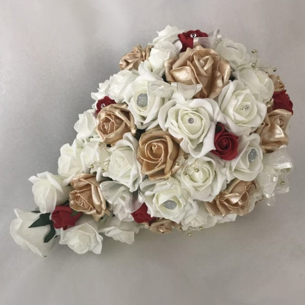 Artificial Wedding Bridal Bouquets