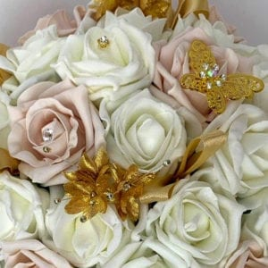 Artificial Wedding Flower Bridal Bouquets