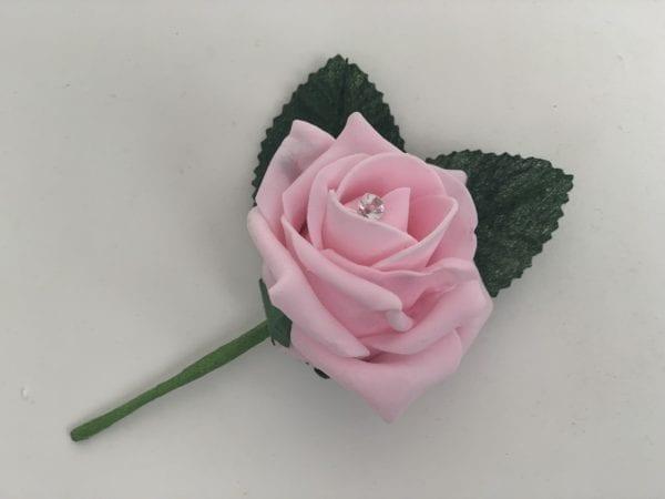 single buttonhole