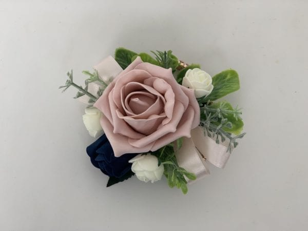 wedding or prom wrist corsage