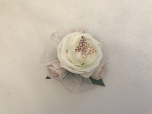 wrist corsage prom & weddings