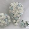 Wedding Bouquet Sets - Peppermint