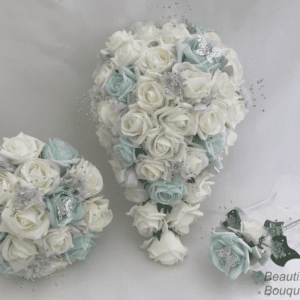 Wedding Bouquet Sets - Peppermint