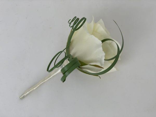 Silk single buttonhole