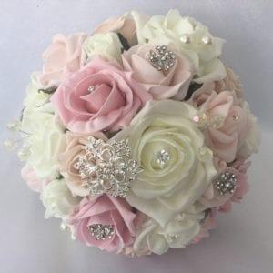 medium brooch bouquets