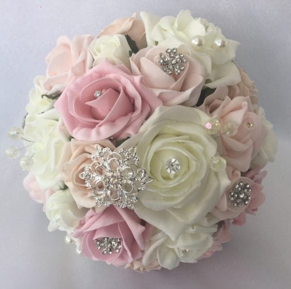 medium brooch bouquets