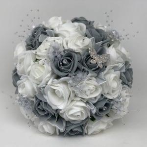 Artificial Wedding Flowers Bridesmaid Posy