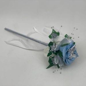 Artificial Wedding Flowers Flower Girl Wand