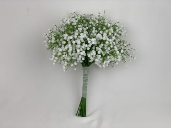 Gypsophila artificial brides bouque