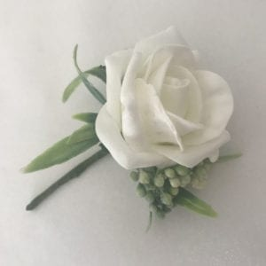 Artificial Single Wedding Corsage Berries