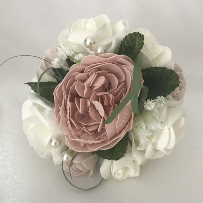 Fake Wedding Flowers Uk: Artificial Wedding Flowers Package Peonies