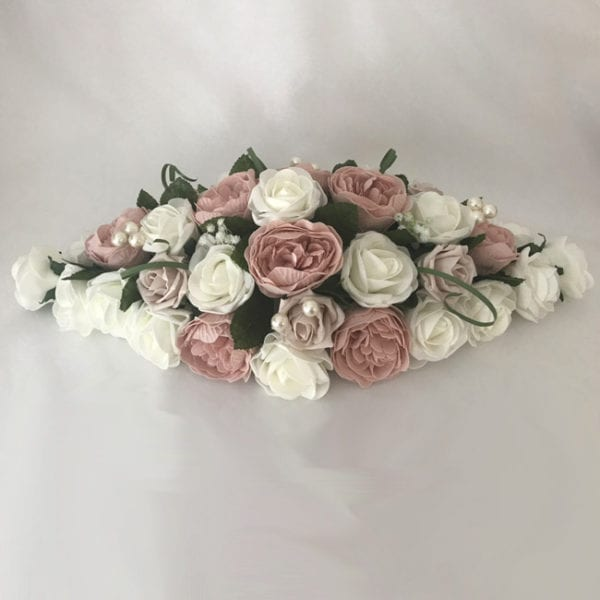 Artificial Wedding Flowers Top Table Decoration Peonies