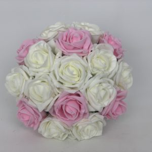 Bridesmaid Posy - Pink