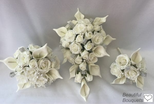 Wedding Bouquet Sets
