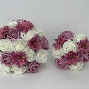 Artificial Wedding Flowers - Gerbras