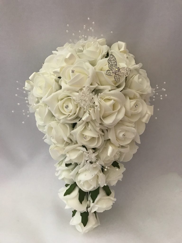 Brides Teardrop - Ivory