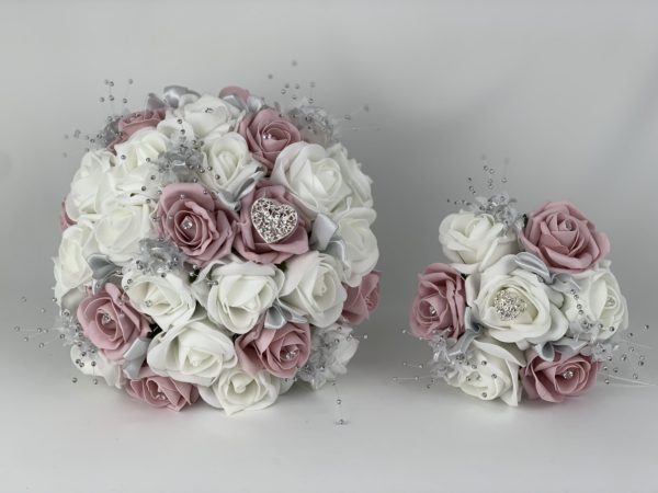 Wedding Bouquets - Hearts
