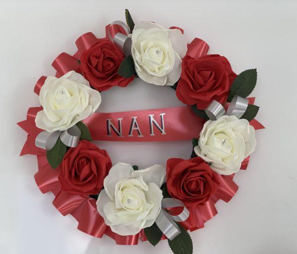 Artificial Funeral Wreath